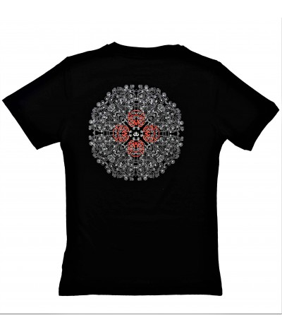 trishul,trishula,shiva,trippy,psy,wear,gear,psychedelic,uv,active,glow,women's,tshirt,tshirts,tribal,sacred,geometry,geometric,blacklight,reactive,goa,festival,women,fashion,girls,clothes,clothing,psywear,psygear,alternative,psytrance,t-shirt,t-shirts