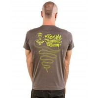 AUM NAMAH SHIVAYA Mantra UV Glow Men's Cotton T-Shirt