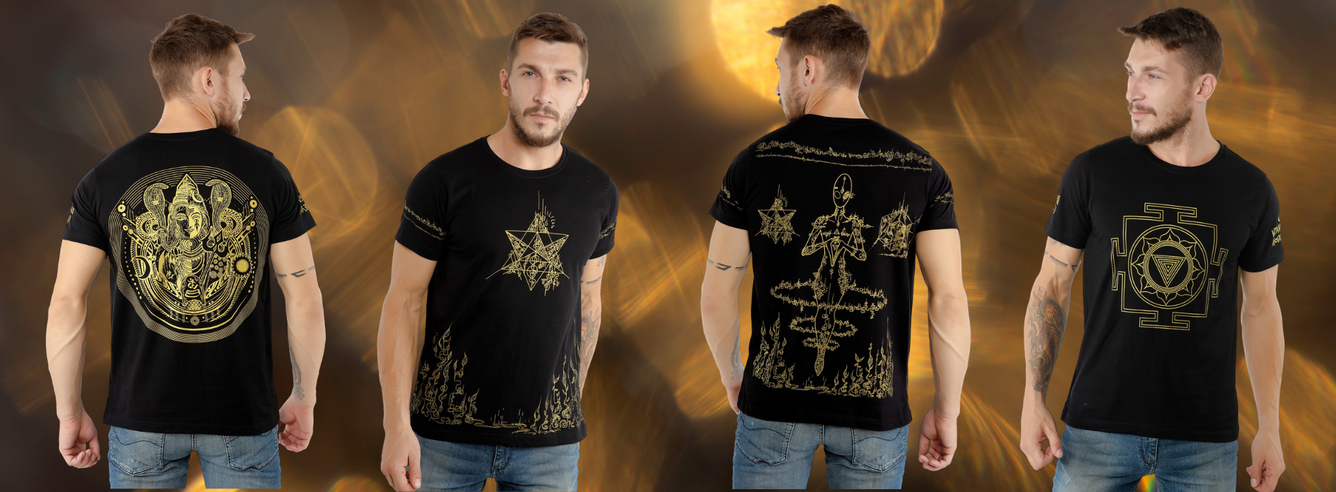Trippy T Shirts For Men